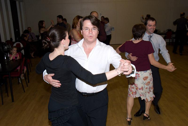 Tančíme s nasazením